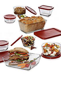Anchor Hocking Glass 16-Piece Kitchen Storage Set