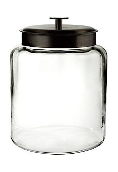 Anchor Hocking Glass Montana 2-Gallon Storage Jar - Online Only
