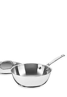 Cuisinart Chef's Classic Stainless 3-Quart Chef's Pan - Online Only 73524