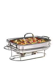 Cuisinart Classic 5Qt Stainless Rectangular Buffet Server