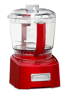 Cuisinart 4-Cup Chopper/Grinder CH4MR - Metallic Red