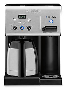 Cuisinart 10-Cup Thermal Programmable Coffeemaker and Hot Water System CHW14