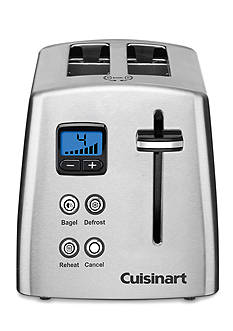 Cuisinart 2-Slice Countdown Metal Toaster CPT415 - Online Only