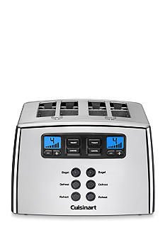 Cuisinart Touch to Toast Leverless 4-Slice Toaster - Online Only