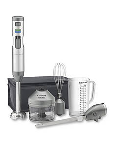 Cuisinart Smart Stick® Variable Speed Cordless Rechargeable Hand Blender with Electric Knife