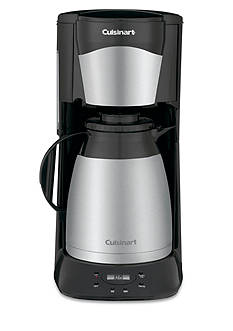 Cuisinart 12-Cup Programmable Thermal Coffeemaker - Black