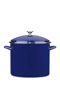 Cuisinart 20-qt. Steel and Enamel Stock Pot