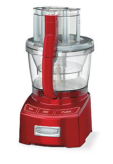 Cuisinart 12-Cup Food Processor FP12MR - Metallic Red