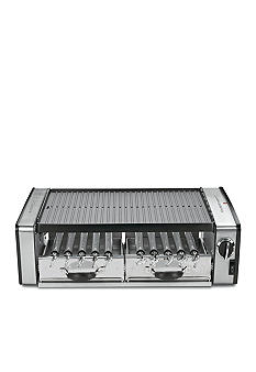 Cuisinart Griddler Grill Centro with Rotating Skewers GC17 - On Line Only