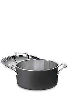 Cuisinart MultiClad Unlimited Dishwasher-Safe 6 Quart Saucepot with Cover - Online Only