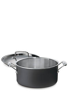 Cuisinart MultiClad Unlimited Dishwasher-Safe 6-qt. Saucepot with Cover - Online Only
