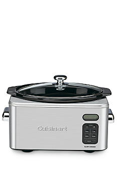 Cuisinart 6-1/2 Quart Programmable Slow Cooker PSC650