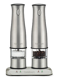 Cuisinart Rechargable Salt & Pepper Mill