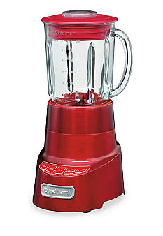 Cuisinart SmartPower Deluxe Die Cast Blender-Metalic Red