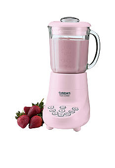 Cuisinart SmartPower 40-Ounce 7-Speed Electronic Blender SPB7PK - Pink