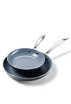 Eco Life 10-in. and 8-in. Fry Pan Set - Online Only