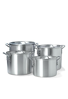 Hoffritz 4pc Nesting Stockpot - Online Only