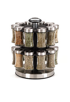 Kamenstein 20-Jar Estate Spice Rack