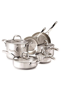Guy Fieri Stainless Steel 10 Piece Cookware set