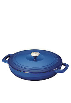 Guy Fieri Porcelain Cast Iron 3.5-qt. Braiser Pan