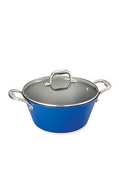 Guy Fieri Light Weight Cast Iron Blue 5.5-qt. Dutch Oven - Online Only
