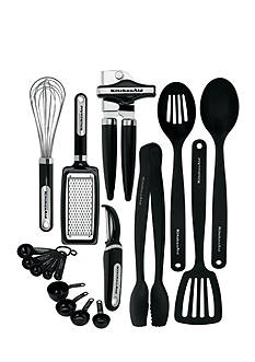 KitchenAid 17-Piece Tool and Gadget Set - KC448BXOBA