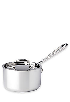 All-Clad Stainless Steel 1.5qt Sauce Pan with Lid