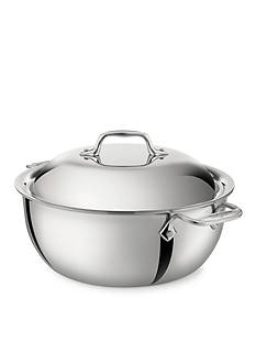 All-Clad 5.5-qt. Stainless Steel Dutch Oven