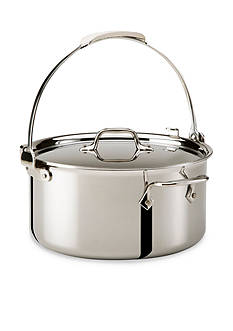 All-Clad 8-qt. Stainless Steel Pouring Stockpot