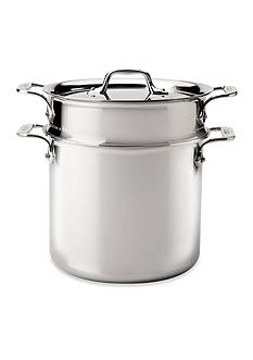 All-Clad 7-qt. Stainless Steel Pasta Stock Pot