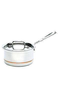 All-Clad Copper Core 1.5-qt. Sauce Pan with Lid
