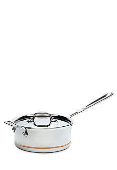 All-Clad Copper Core 3QT Sauce Pan