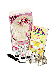 Wilton Bakeware 53-Piece Cake Decorating Set