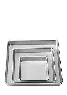 Wilton Bakeware 3-Piece Square Pan Set
