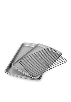 Wilton Bakeware Wilton Cookie Sheet Set with Grid
