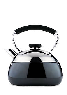 Copco Fusion Pewter Mirror Tea Kettle