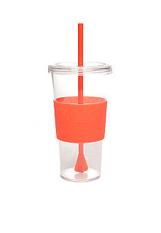 Copco Sierra Strawberry Dotted Band 24 oz. Tumbler