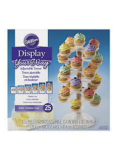 Wilton Bakeware Clear Cupcake Tower