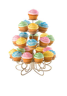 Wilton Bakeware Cupcakes-N-More 24-Count Mini Dessert Stand