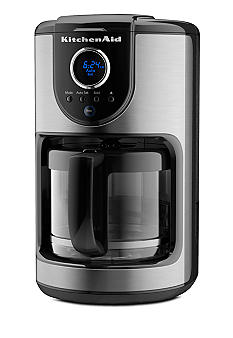 KitchenAid 12-Cup Glass Carafe Coffeemaker KCM111OB