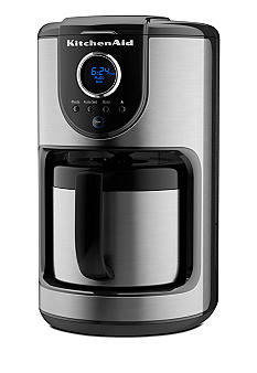 KitchenAid 10-Cup Thermal Coffeemaker KCM112OB