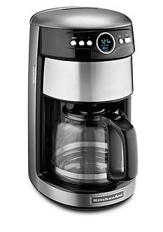 KitchenAid 14-cup Glass Carafe Coffee Maker KCM1402