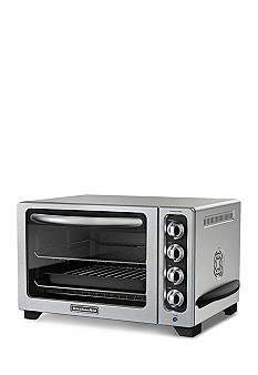 KitchenAid Convection Oven KCO223CU - Contour Silver