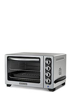 KitchenAid Convection Oven Contour Silver KCO223CU