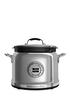 KitchenAid KITCHENAID MULTI-COOKER WITH STIR TOWER - Stainless Steel