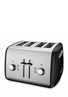 KitchenAid 4-Slice Long Slot Toaster with High Lift Lever KMT4116