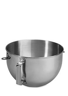 KitchenAid Polished Mixing Bowl with Handle for 5-qt. Mixers KN25WPBH