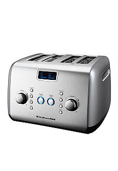 KitchenAid 4 Slice Toaster KMT423OB