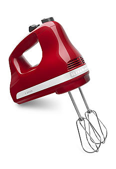 KitchenAid 5 Speed Ultra Power Hand Mixer KHM512