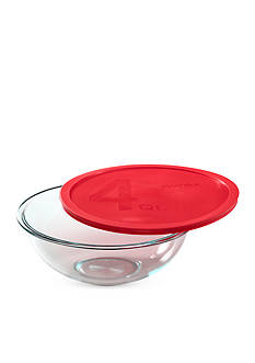Pyrex Smart Essentials 4-qt. Mixing Bowl with Lid